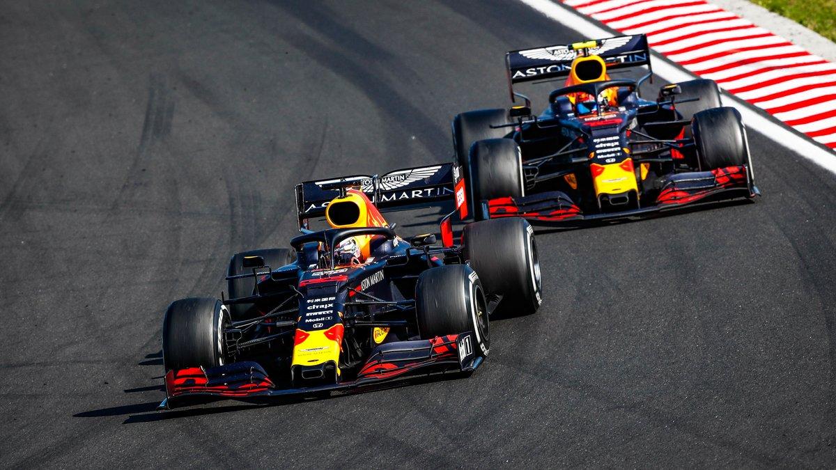 Formule 1 : Red Bull envoie un gros avertissement à la concurrence !