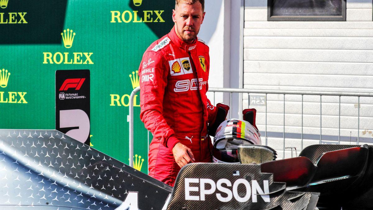 Formule 1 : Le constat lucide du patron de Ferrari sur Vettel !