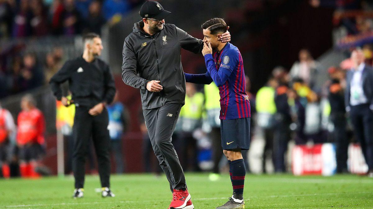 Mercato - Barcelone : Coutinho rendrait une fière chandelle… à Jürgen Klopp !
