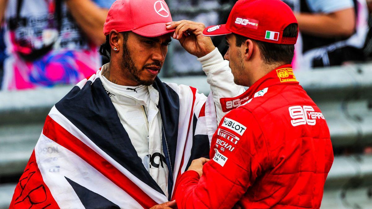 Formule 1 : Toto Wolff n'exclut pas un départ d'Hamilton chez Ferrari !