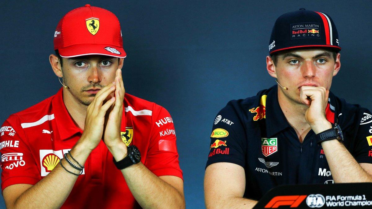 Formule 1 : Les vérités de Charles Leclerc sur sa rivalité avec Max Verstappen !