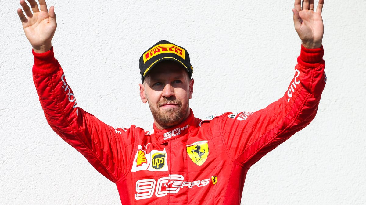 Formule 1 : Un Grand Prix à Londres ? La réponse de Vettel !