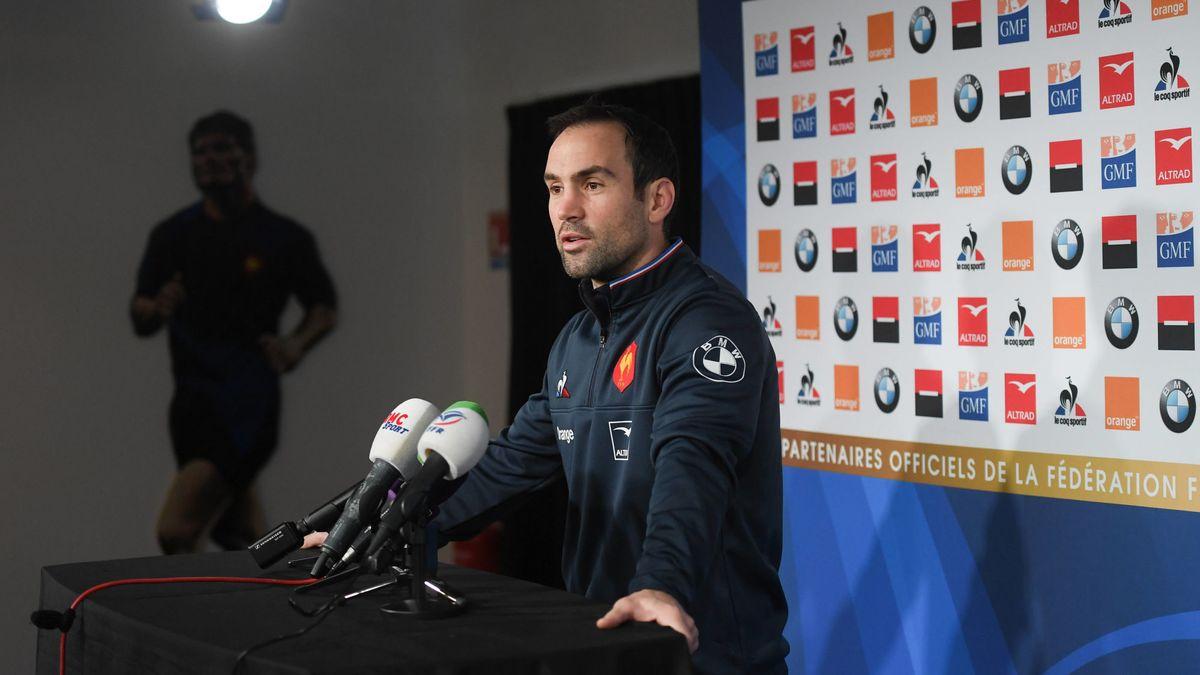 Rugby - XV de France : Parra réagit à son absence de la Coupe du Monde !