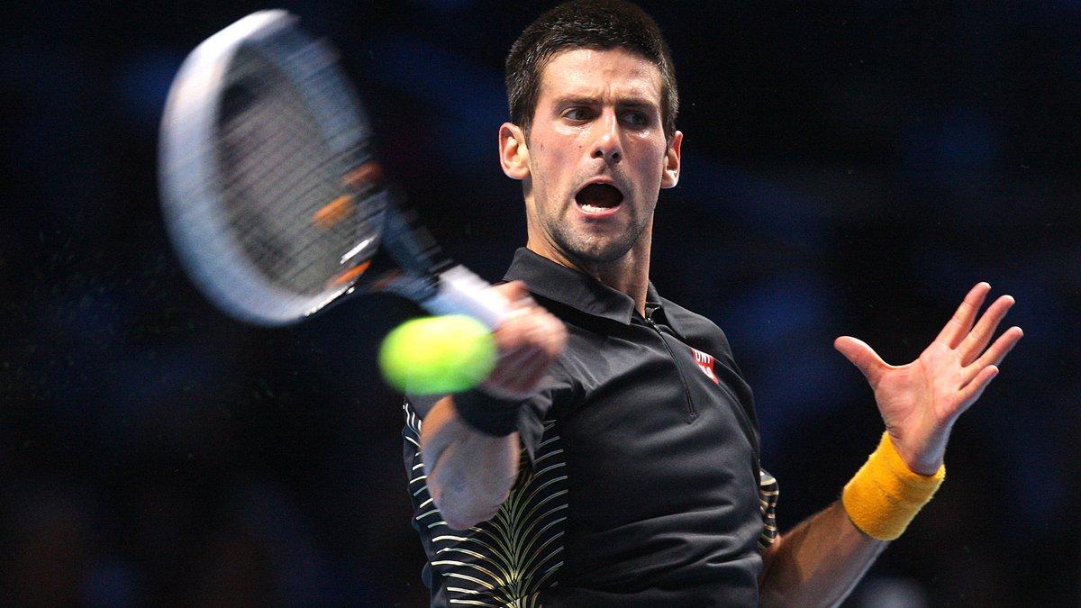 Pékin : Djokovic ne traîne pas
