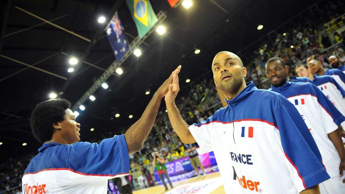 JO 2012 - Basket : Les Bleus dominent l'Argentine