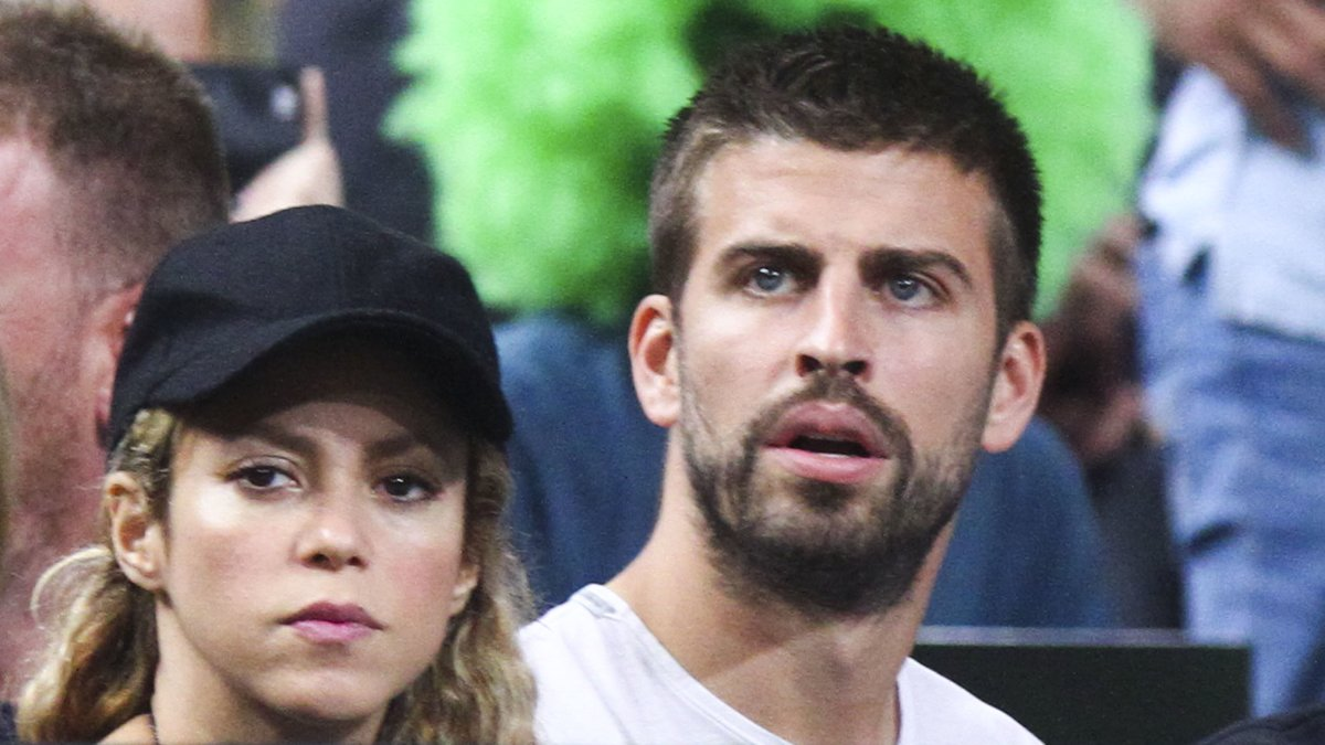 Shakira-Piqué : la photo qui trahit leur secret