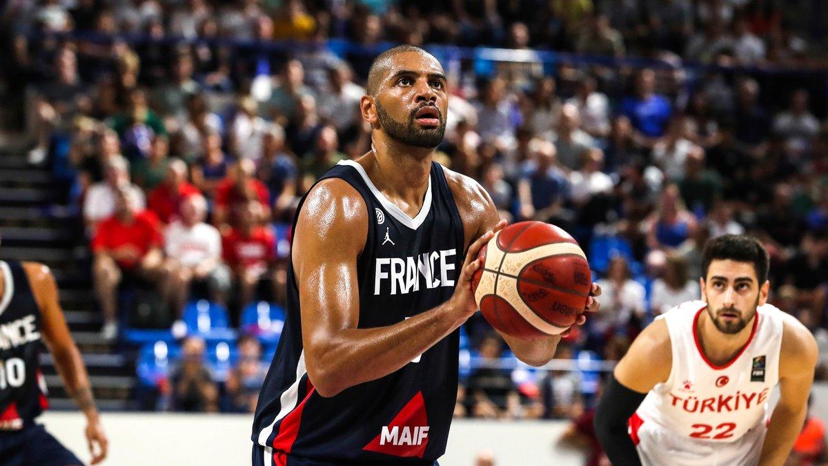 Basket : Batum s'enflamme pour le retour de Gobert en équipe de France !
