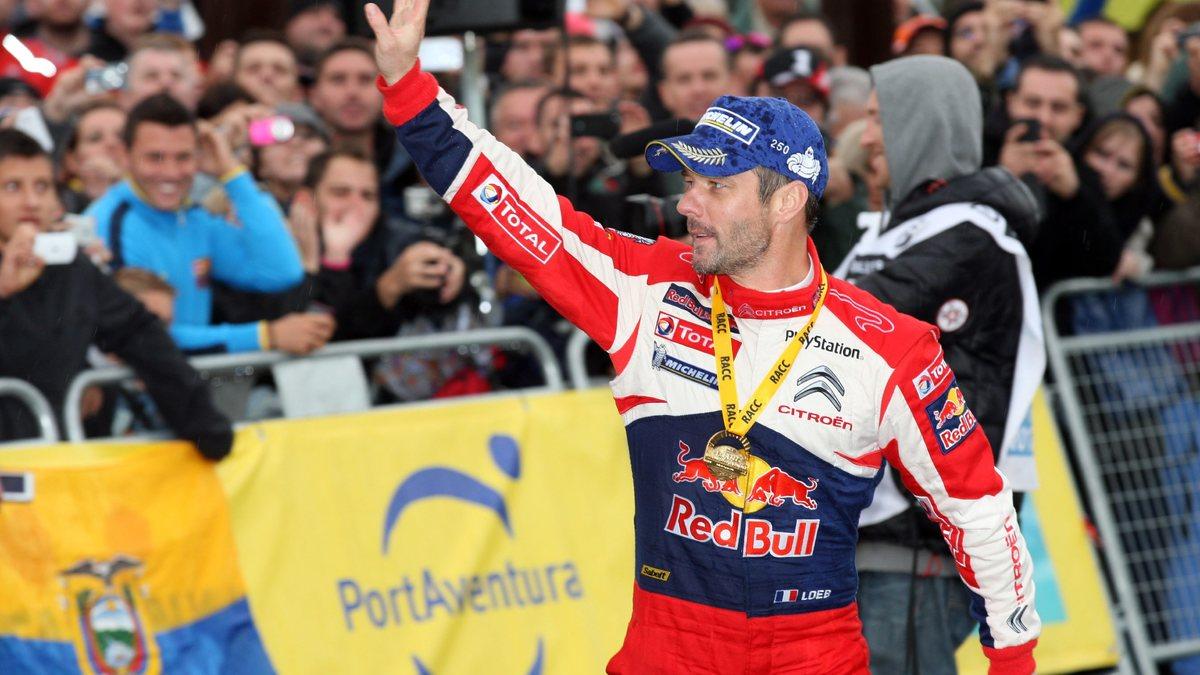 Rallye : Loeb explique son choix