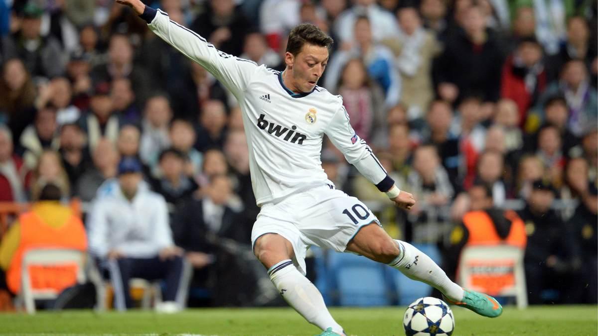 Real : L'étonnante polémique qui tiraille Özil