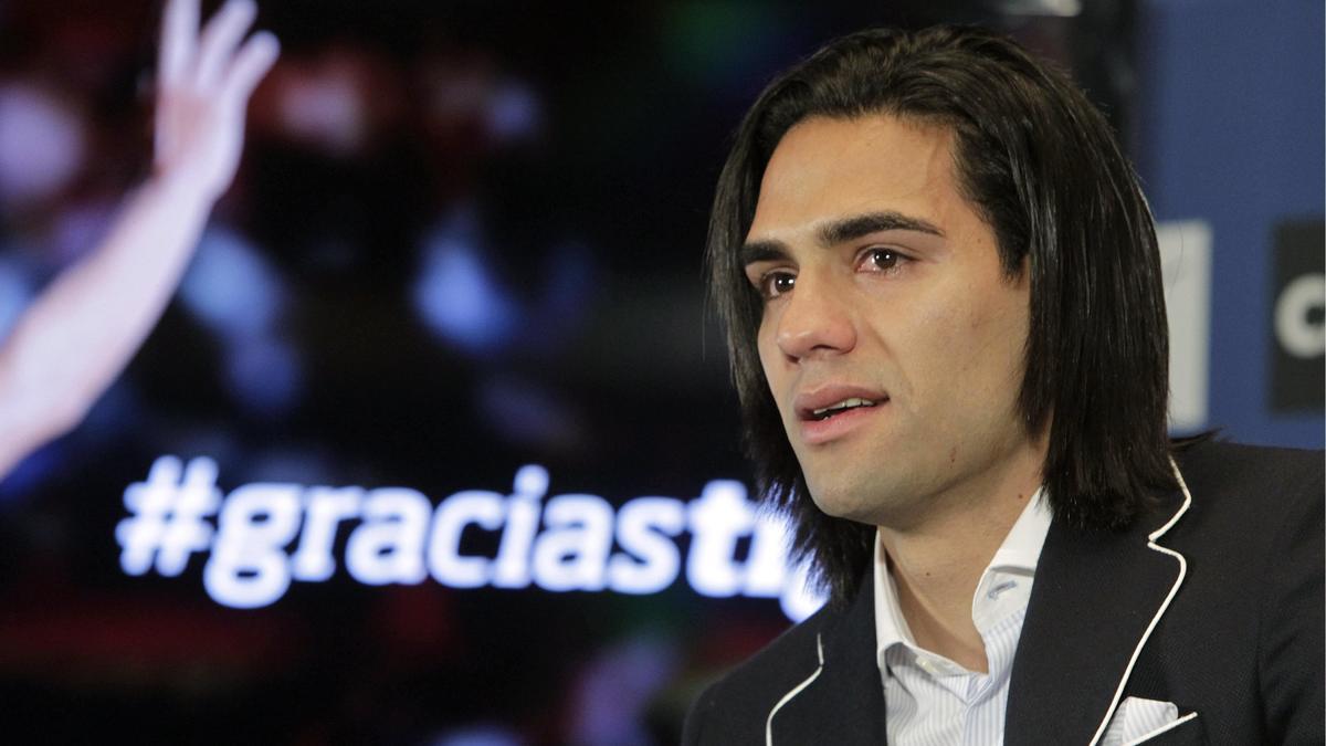 Atletico Madrid : l'horrible blessure qui a défiguré Falcao