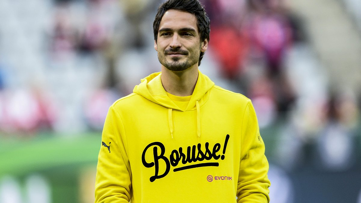 Mercato : Barcelone, Real Madrid ou Manchester United ? Hummels répond !