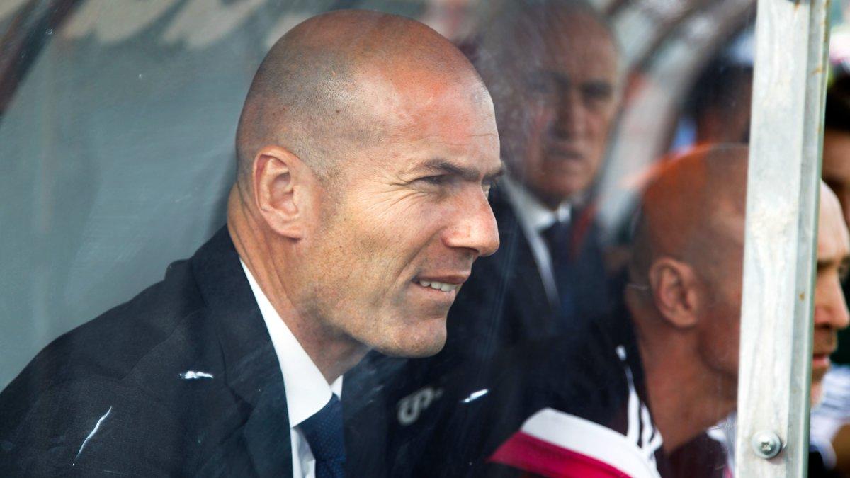 Polémique : Quand Zidane refuse de répondre à un cadre du Barça