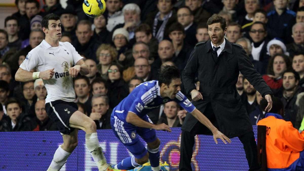 Gareth Bale & André Villas-Boas