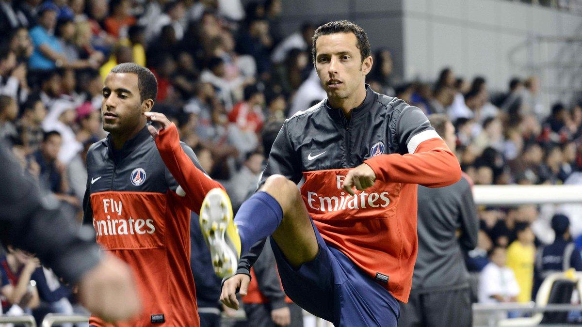 Transferts – PSG : Nenê aurait jusqu'à samedi pour choisir