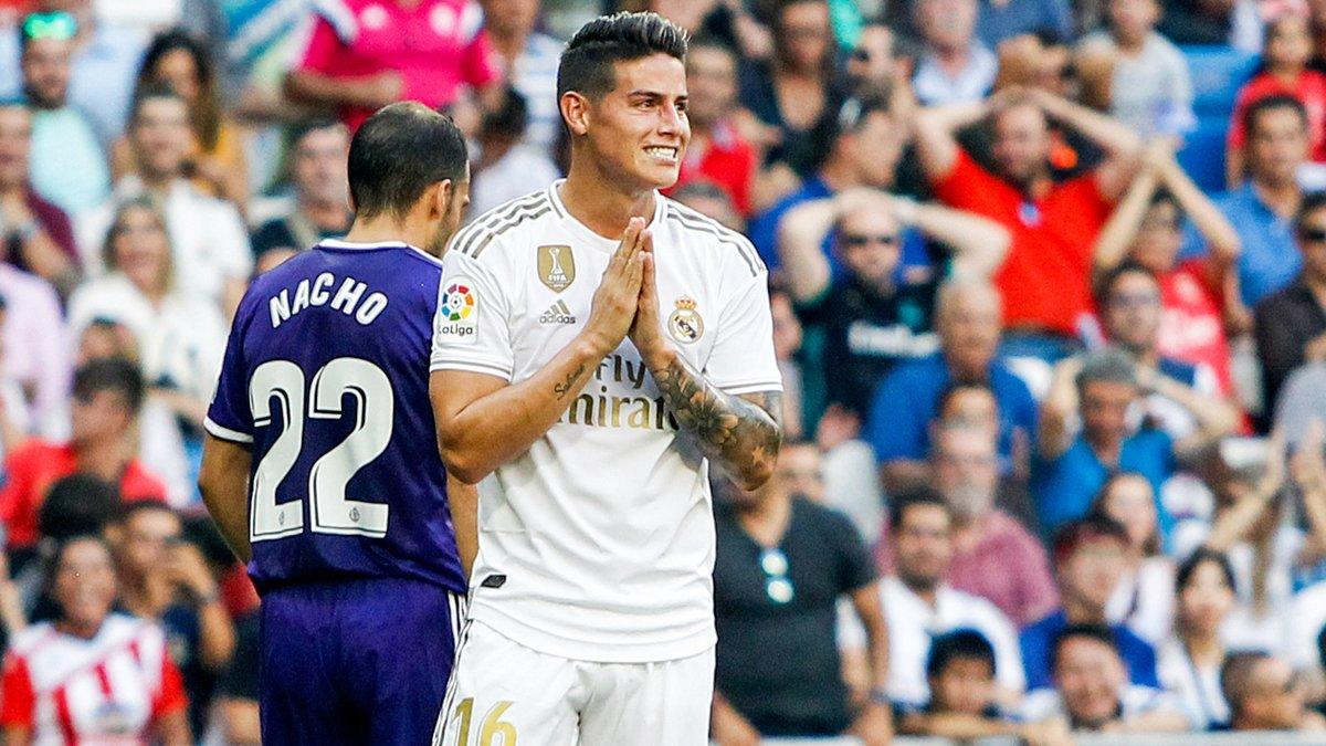 Mercato - Real Madrid : James Rodriguez déterminé à faire changer d'avis Zidane ?