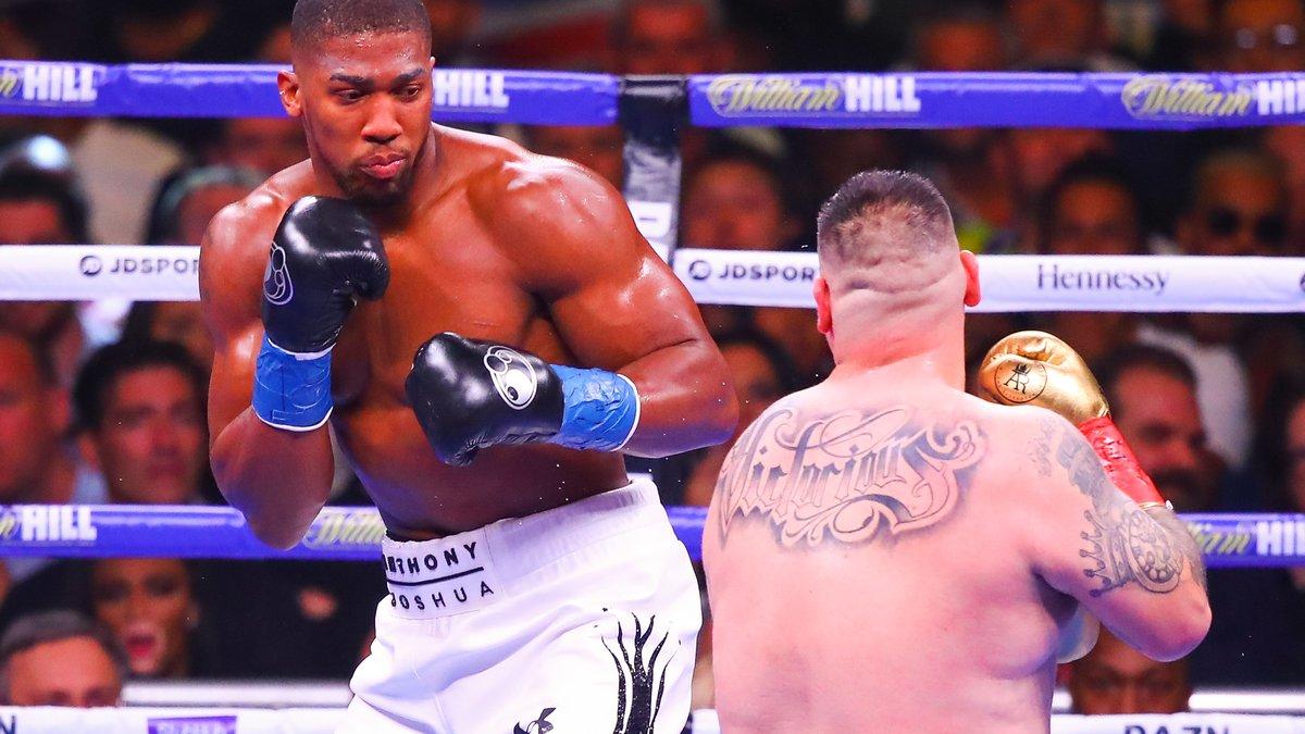 Boxe : Fury livre son pronostic sur la revanche Joshua-Ruiz !