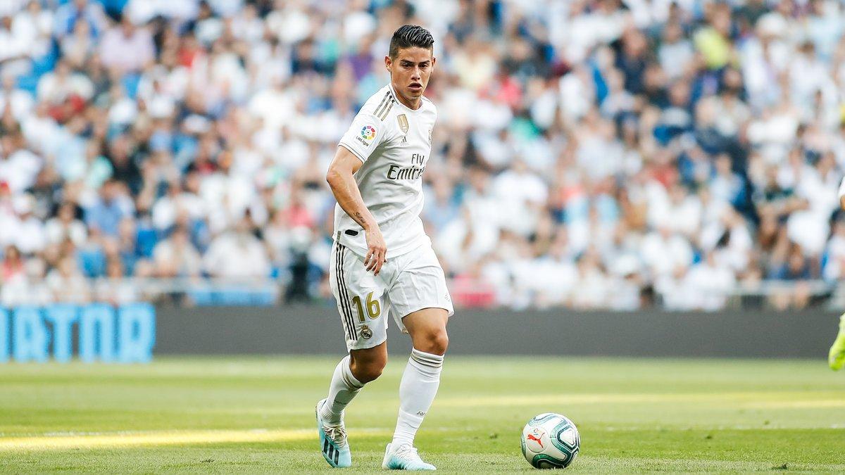 Mercato - Real Madrid : La sortie forte de Zidane sur le retour de James Rodriguez…