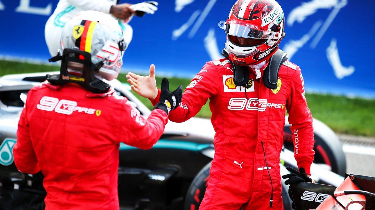 Formule 1 : Leclerc, Vettel… Villeneuve refuse de trancher après l'accrochage entre les Ferrari !