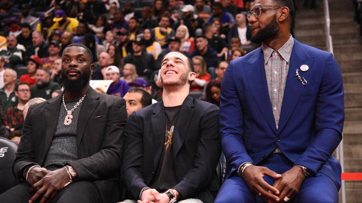 Basket - NBA : Lonzo Ball a été bluffé par LeBron James !