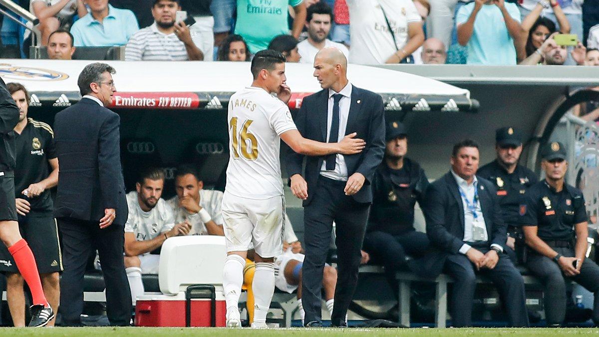 Mercato - Real Madrid : Retournement de situation pour James Rodriguez ?