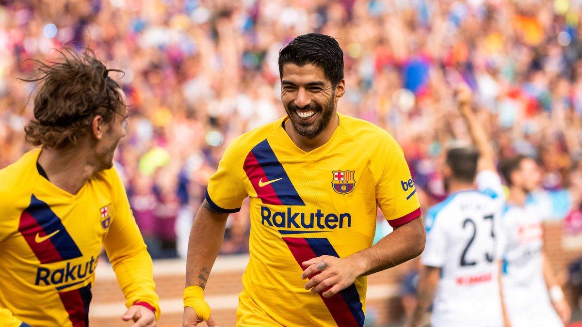 Mercato - Barcelone : Luis Suarez prêt à rejoindre Beckham ? La réponse !