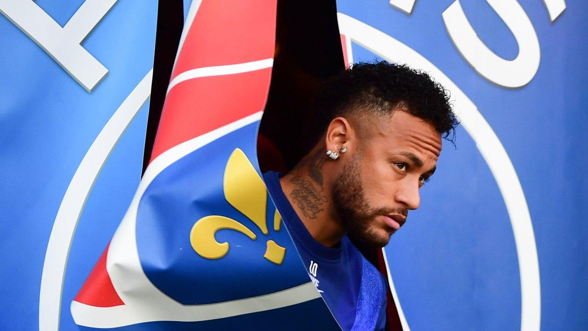 Mercato - PSG : Neymar «content» d'être resté au PSG ?