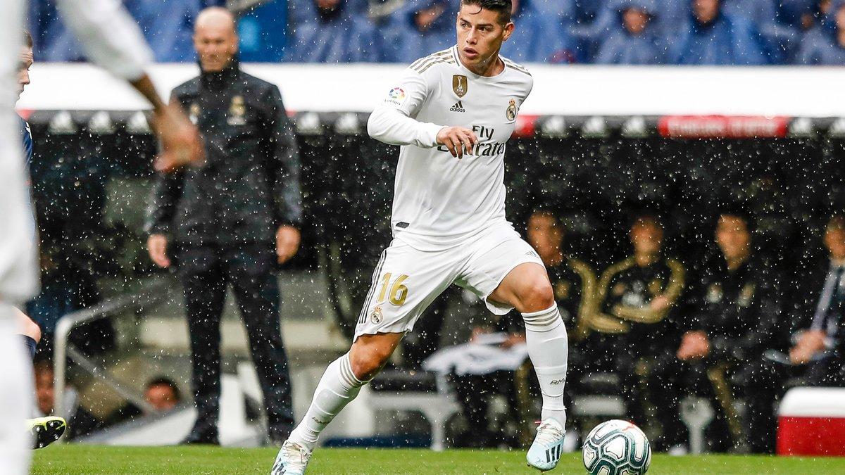 Mercato - Real Madrid : Florentino Pérez s'enflamme pour le retour de James Rodriguez…