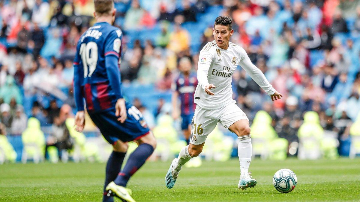 Mercato - Real Madrid : Ces précisions sur le départ avorté de James Rodriguez…