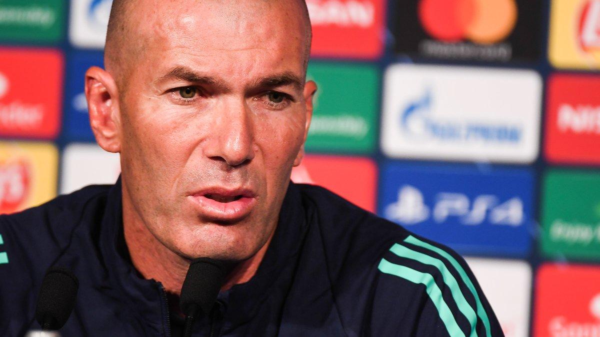 Mercato - PSG : Zidane approché par Al-Khelaïfi ? La réponse !