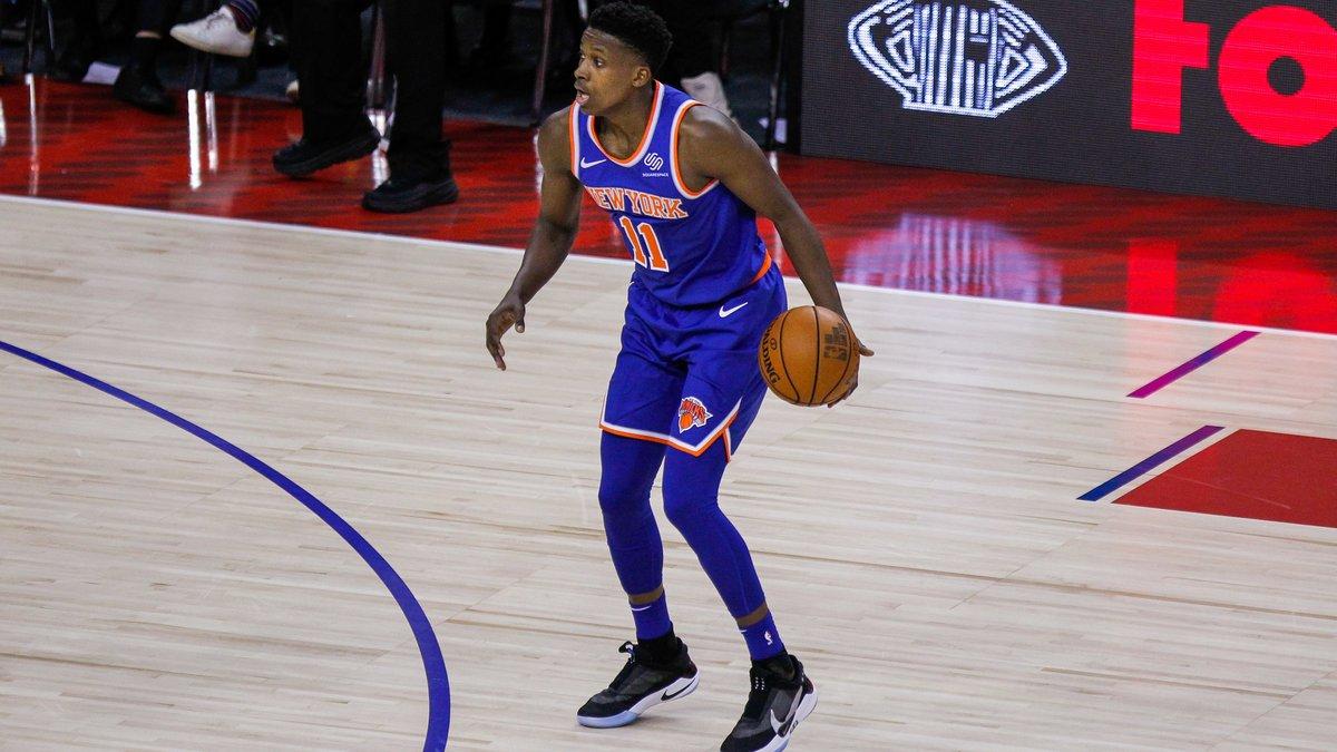 Basket - NBA : Evan Fournier monte au créneau pour Ntilikina !