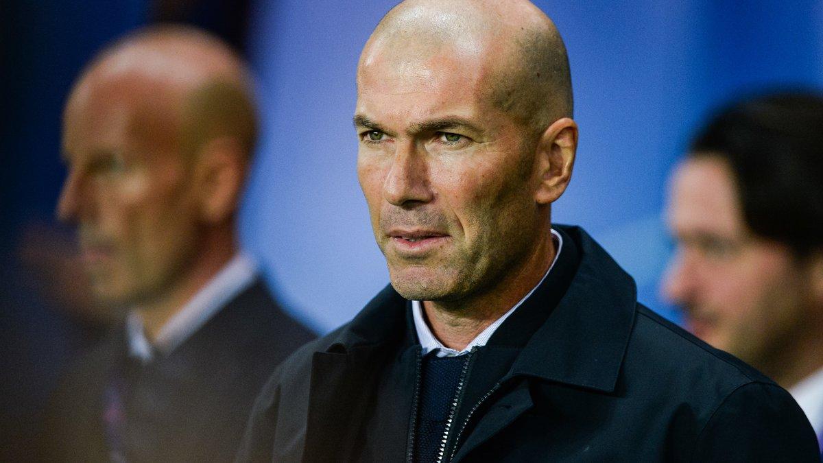 Mercato - Real Madrid : Le licenciement de Zinedine Zidane estimé à 80M€ ?