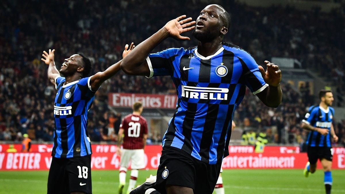 Inter Milan : Lukaku s'enflamme pour Conte !
