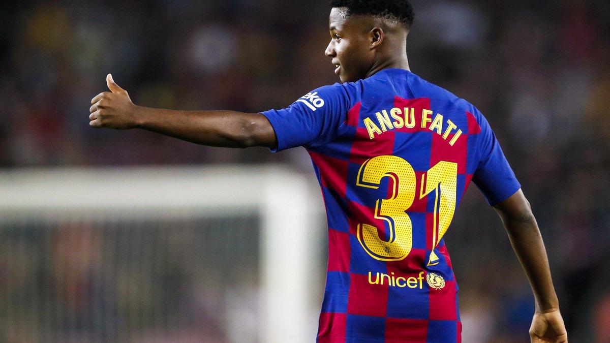 Barcelone : Sétien lance un message à Ansu Fati !
