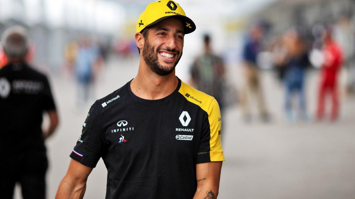 Formule 1 : Une arrivée chez Ferrari ? La réponse de Daniel Ricciardo…