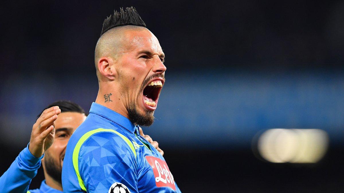 Mercato : Hamsik pense à un retour au Napoli !