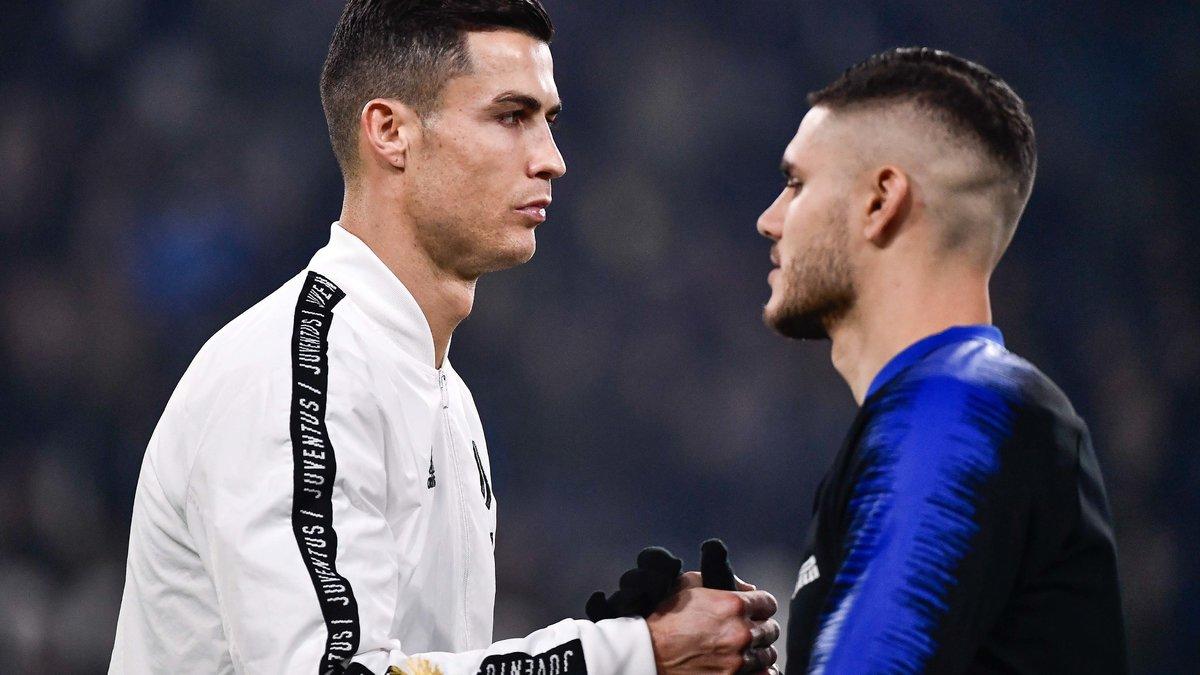 Mercato - PSG : L'avenir d'Icardi lié à celui de Cristiano Ronaldo ?