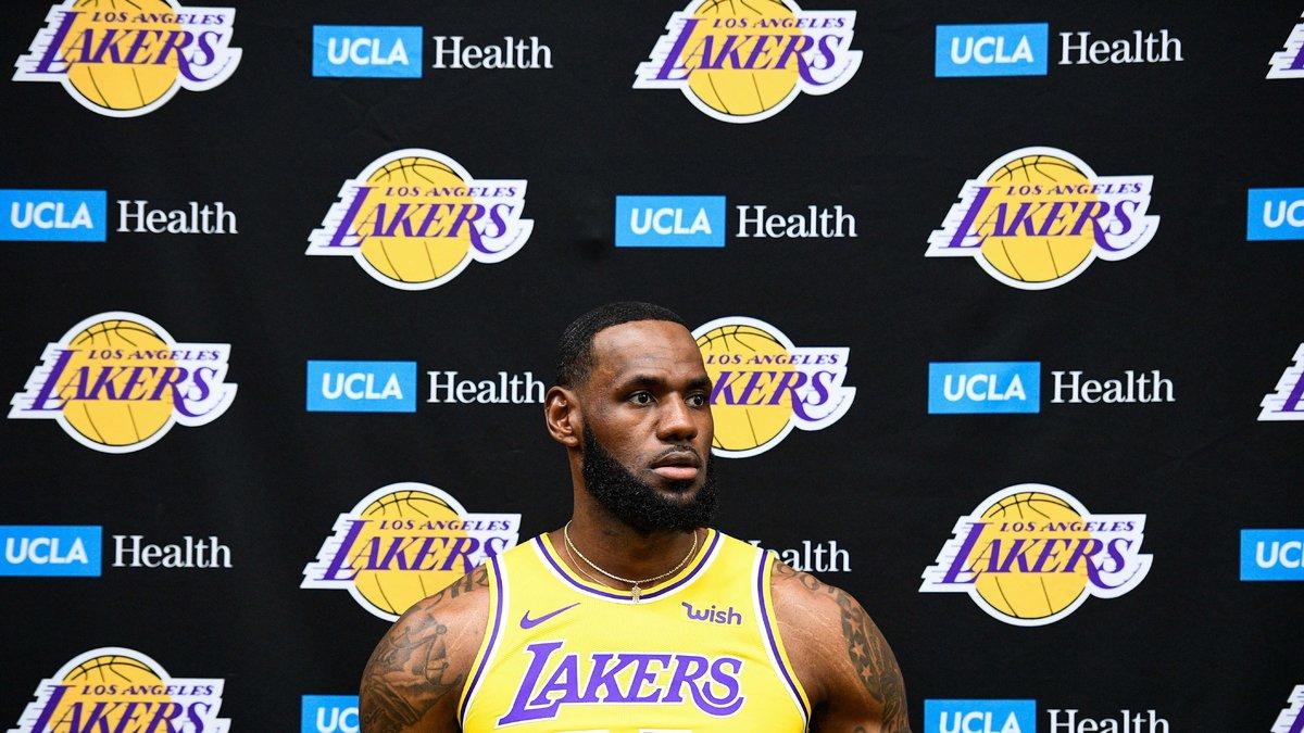 Basket - NBA : LeBron James affiche un souhait fort pour cette saison !