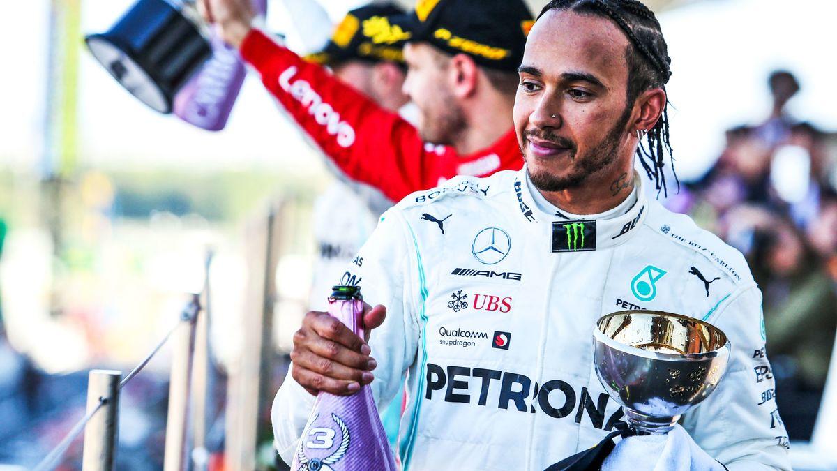 Formule 1 : Lewis Hamilton admet la supériorité de Ferrari face à Mercedes...