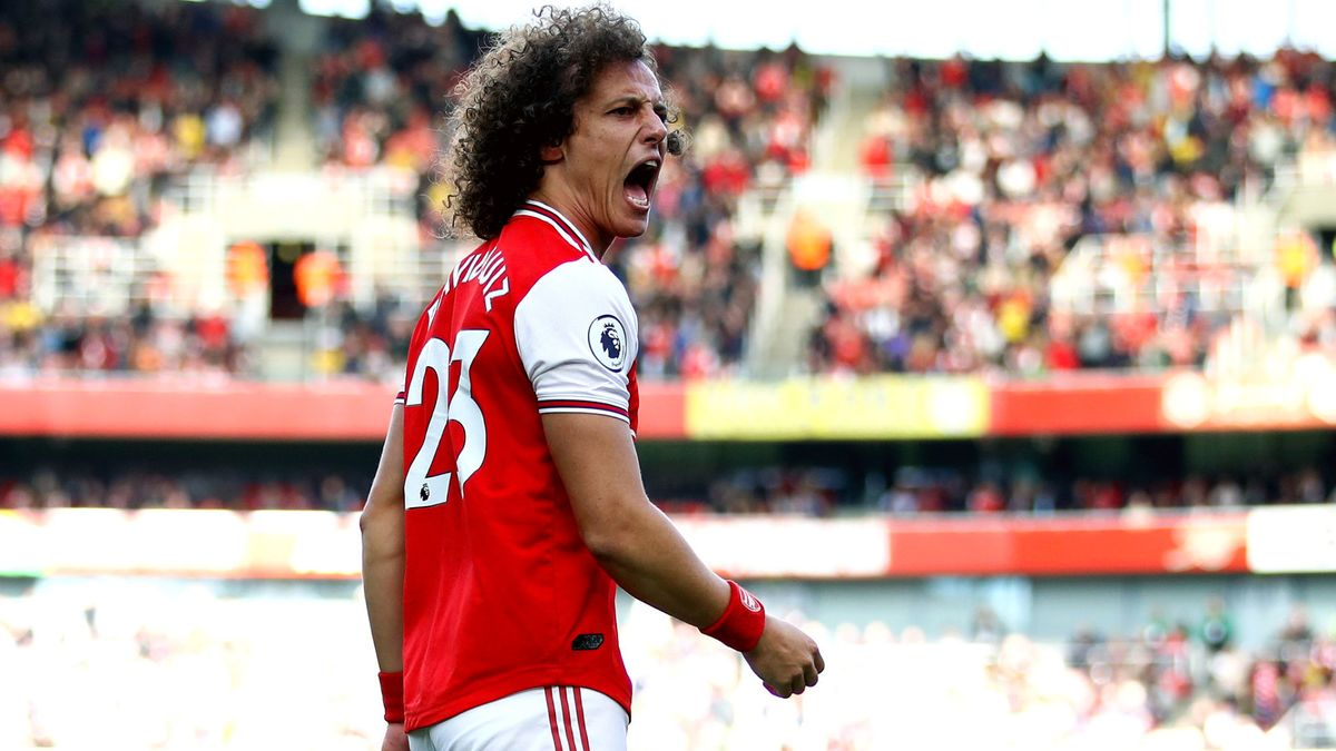 Arsenal : David Luiz a un grand objectif cette saison…