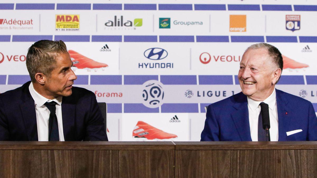 Mercato - OL : Sylvinho, Garcia... L'énorme aveu de Jean-Michel Aulas !