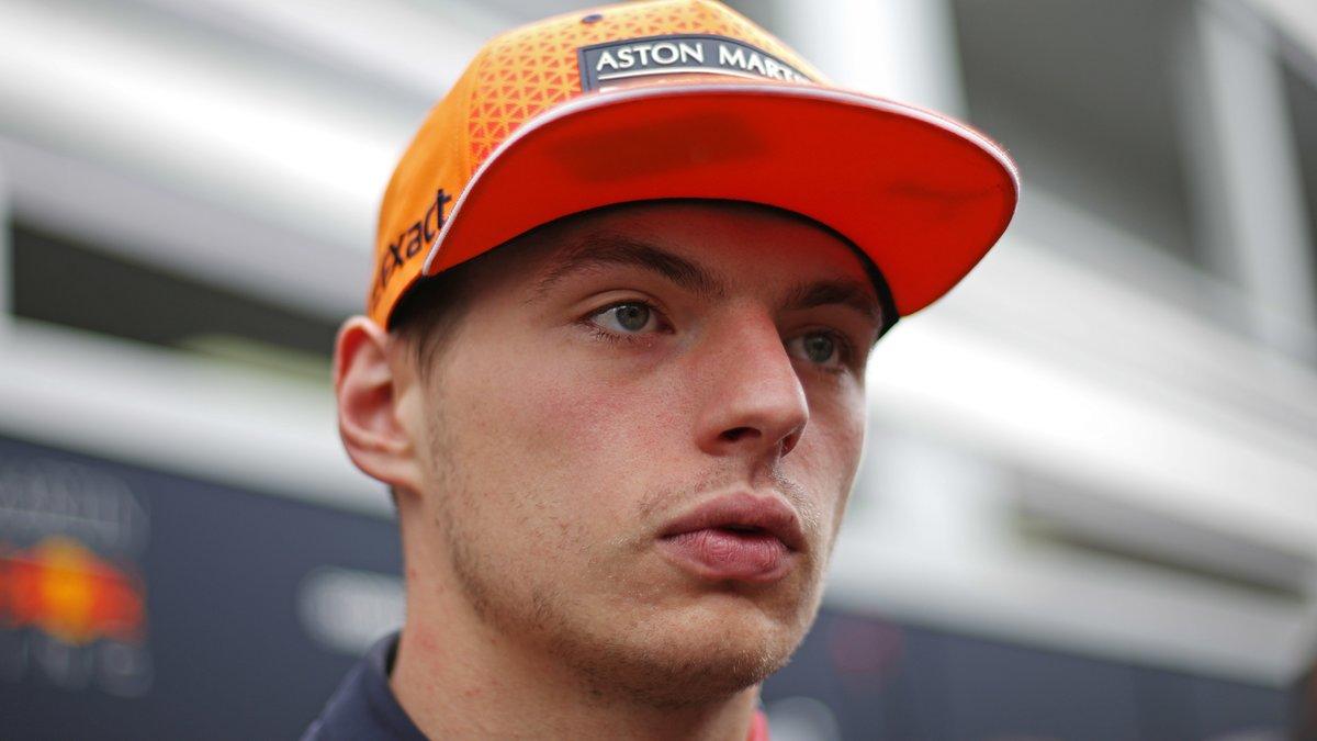 Formule 1 : Verstappen craint les Ferrari avant le Grand prix du Mexique !