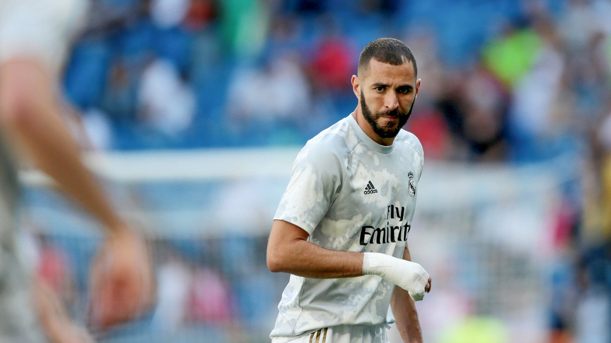 Real Madrid : Zidane s'enflamme pour Benzema…