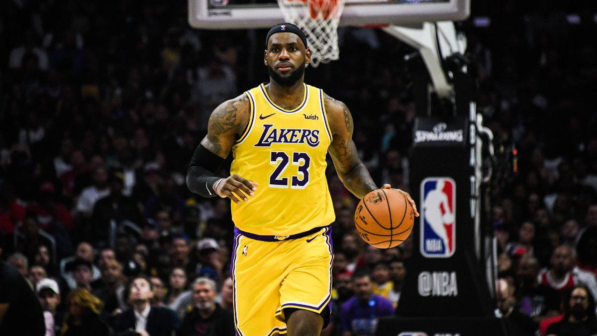 Basket - NBA : LeBron James analyse la défaite des Lakers !