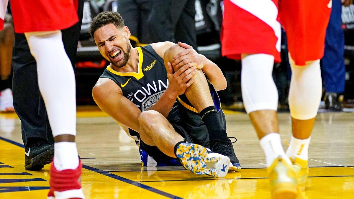 Basket - NBA : Steve Kerr fait le point pour le retour de Klay Thompson…