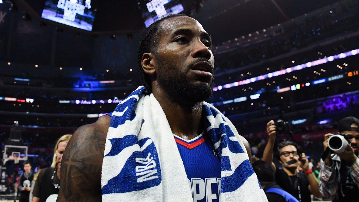 Basket - NBA : Anthony Davis y croyait pour Kawhi Leonard chez les Lakers…