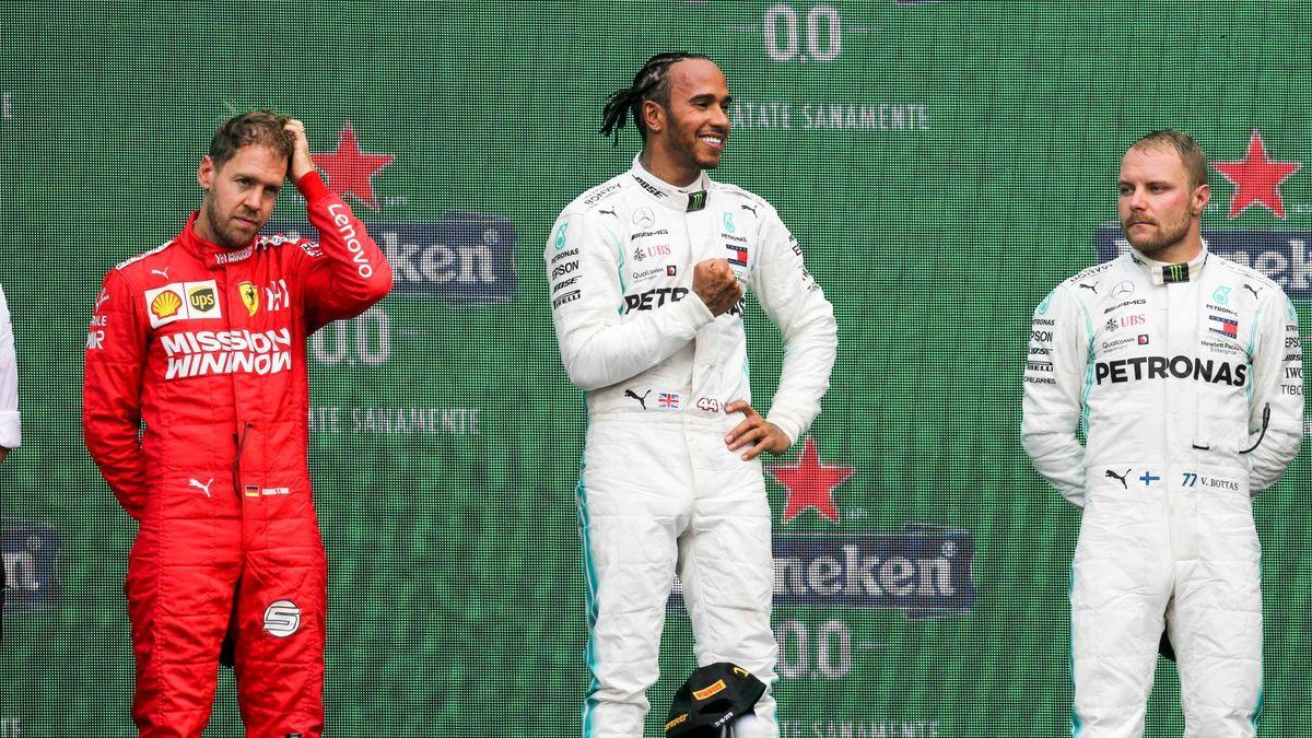 Formule 1 : L'ancien patron de Ferrari évoque la supériorité de Mercedes !