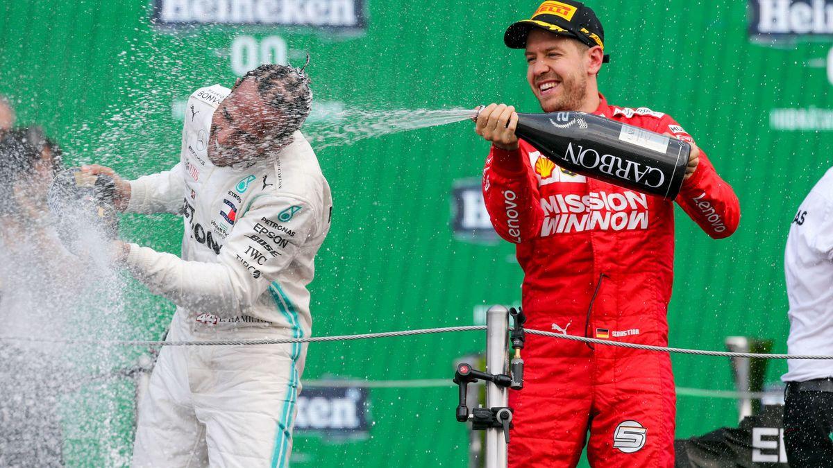Formule 1 : Vettel dresse un constat amer sur le titre d'Hamilton !