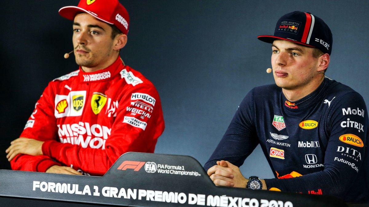 Formule 1 : La grosse annonce de Mercedes sur l'avenir de Verstappen et Leclerc !