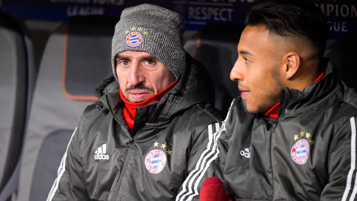 Bayern Munich : Tolisso rend hommage à Ribéry…