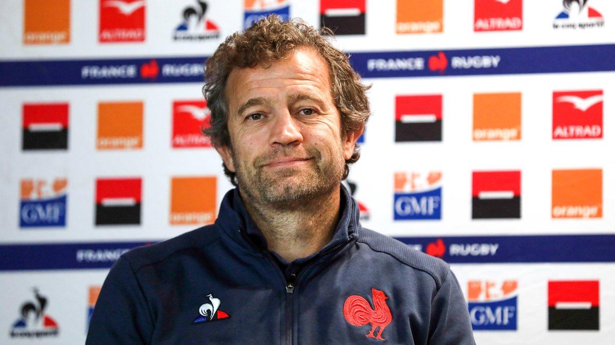 Rugby - XV de France : Fabien Galthié affiche une grande ambition !